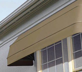 canopy hoods - awnings