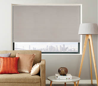 pleated window blinds in newcastle