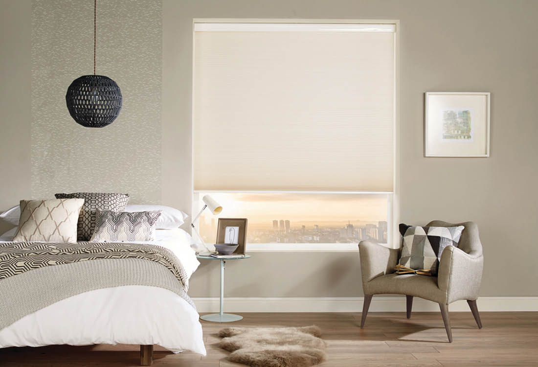 Cellular Pleated Blinds