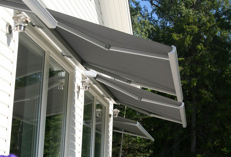 folding arm awnings newcastle