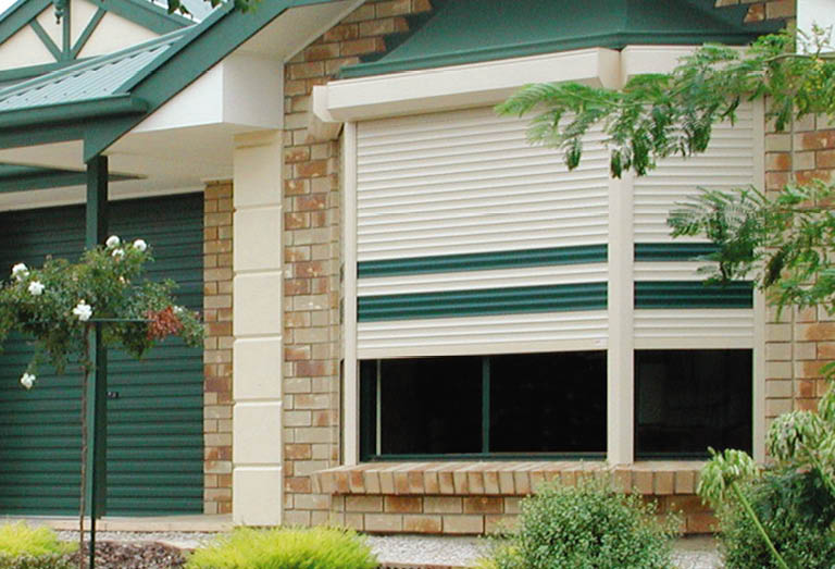outdoor roller security shutters newcastle