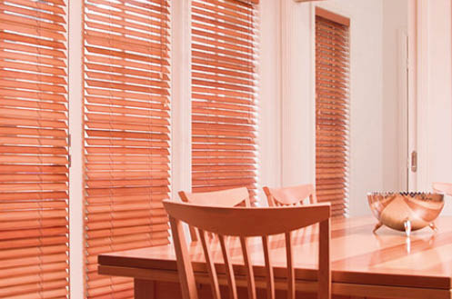 timber venetian blinds - cedarline