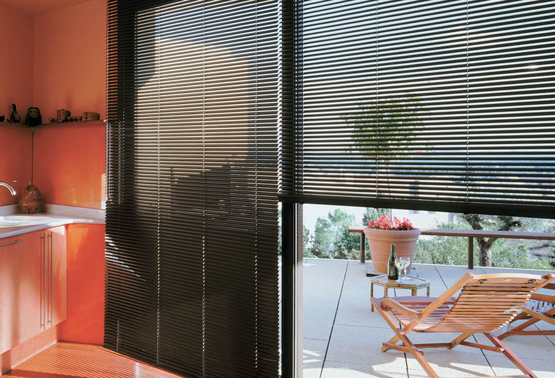 outside external aluminium window shutters